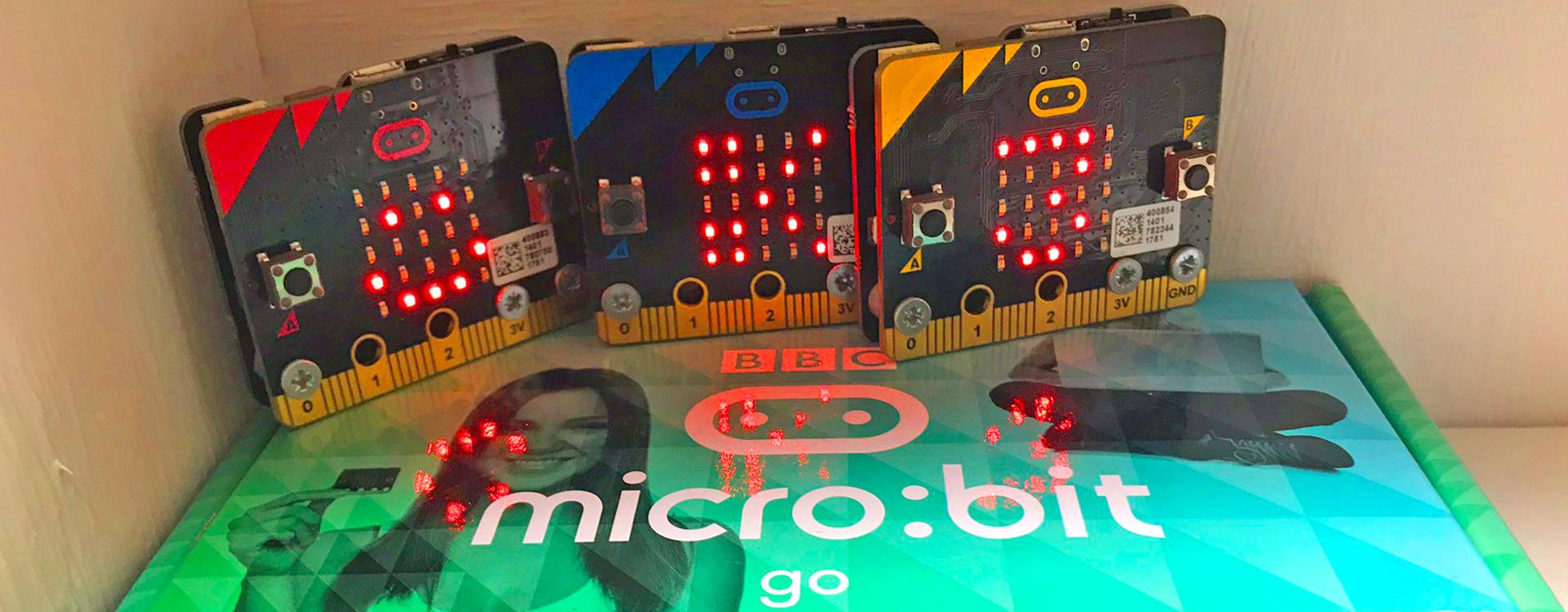 Programmera micro:bit