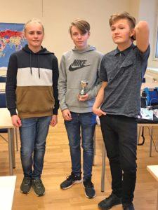 RoboCup Junior 2020 2:a plats Humle