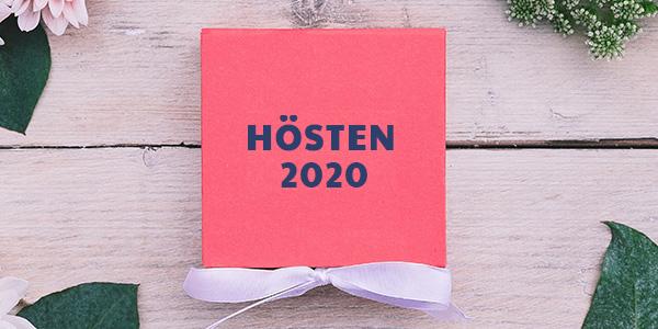 Boka NTA-låda hösten 2020