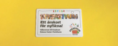 Information om årskort