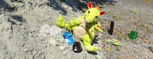 Berta och dinosaurierna