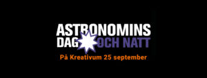 Astronomins dag och natt 2021